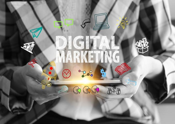 در دنیای دیجیتال مارکتینگ موفق باشید